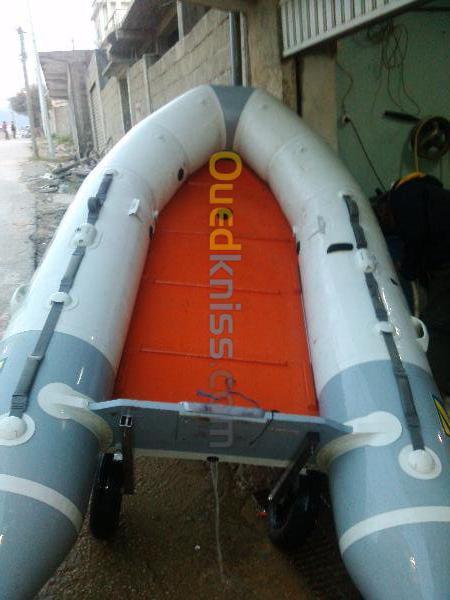 bateau pneumatique zodiac ouedkniss