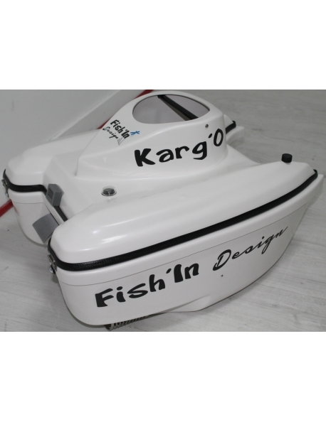 bateau amorceur 150 euros