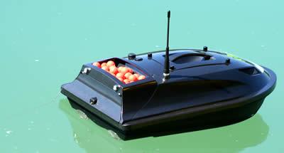 bateau amorceur carp design wave s