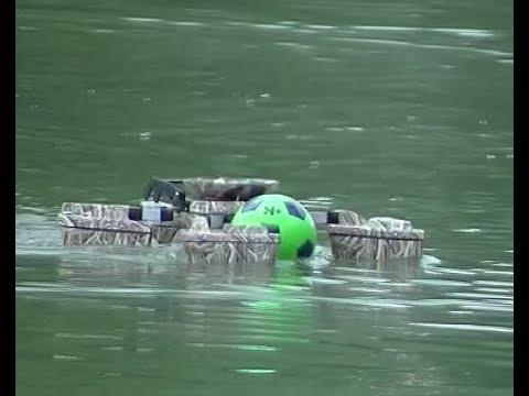 bateau amorceur feed'o