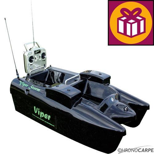bateau amorceur microcat 2