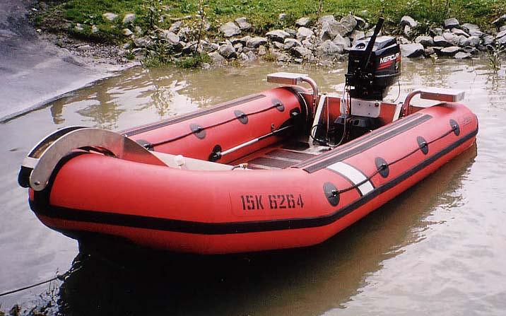 bateau gonflable 10 personnes