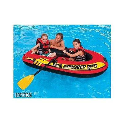 bateau gonflable 2 places explorer pro 200 intex