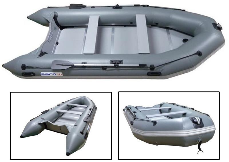bateau gonflable 2m80