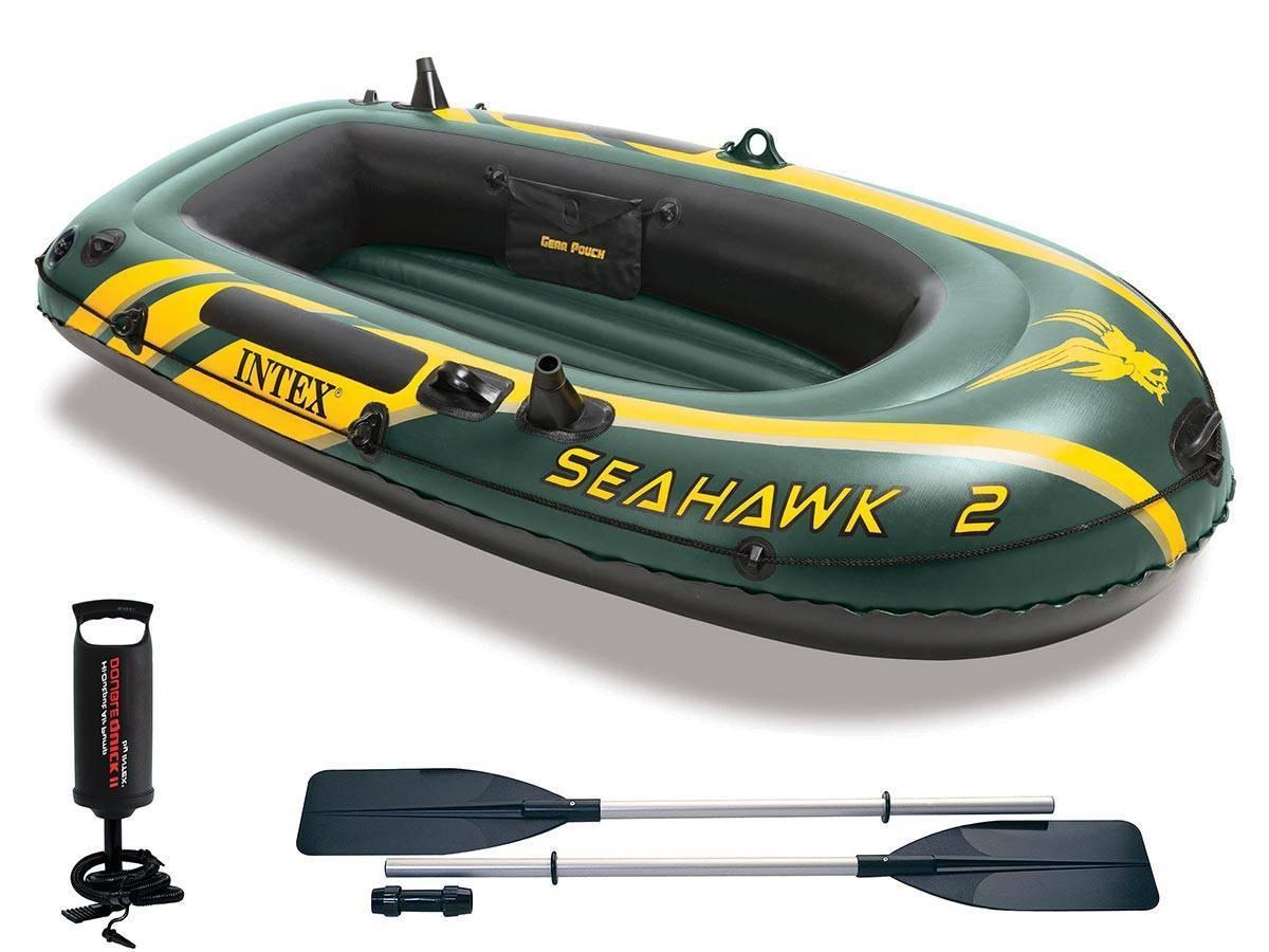 bateau gonflable 3 places seahawk