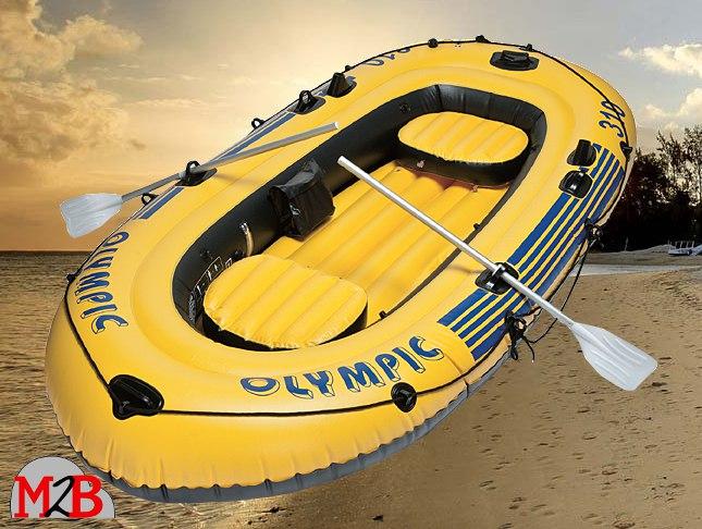 bateau gonflable 400 kg
