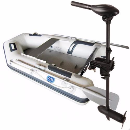 bateau gonflable avec moteur electrique