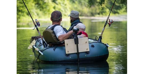 bateau gonflable fish hunter 250