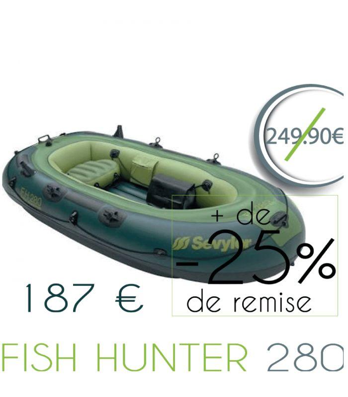 bateau gonflable hf 280