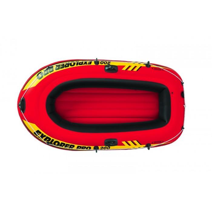 bateau gonflable intex action