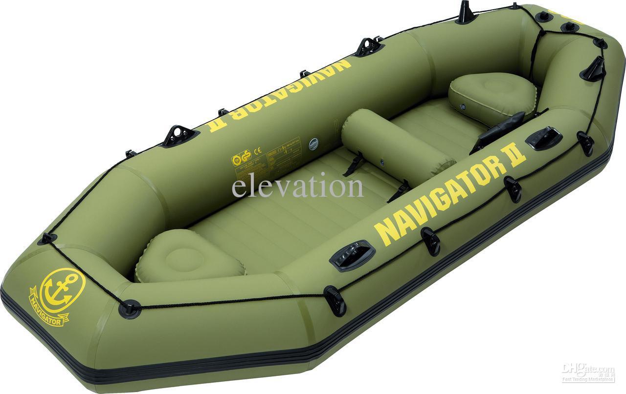 bateau gonflable jilong