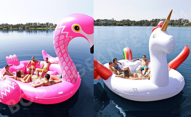 bateau gonflable licorne 6 personnes
