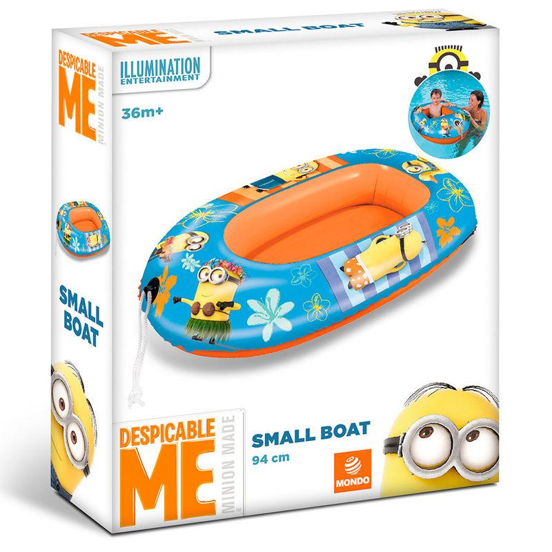 bateau gonflable minion