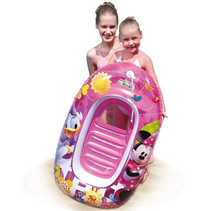 bateau gonflable minnie