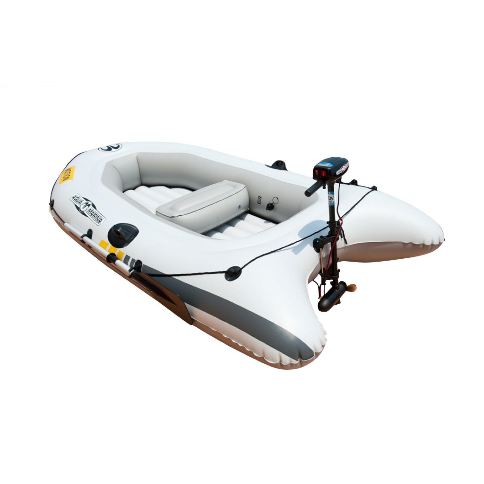 bateau gonflable moteur electrique