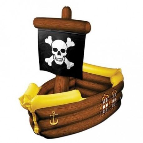 bateau gonflable pirate