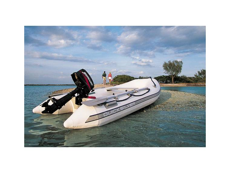 bateau gonflable quicksilver adventure 310
