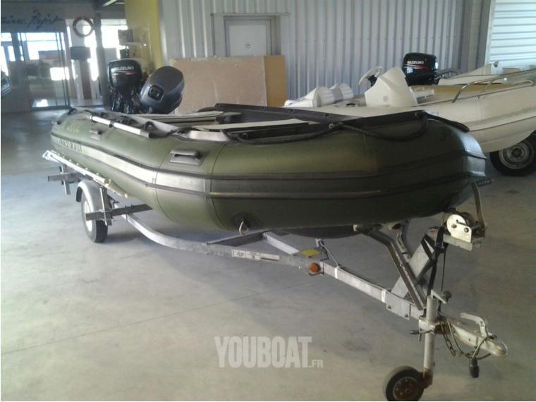 bateau gonflable quicksilver