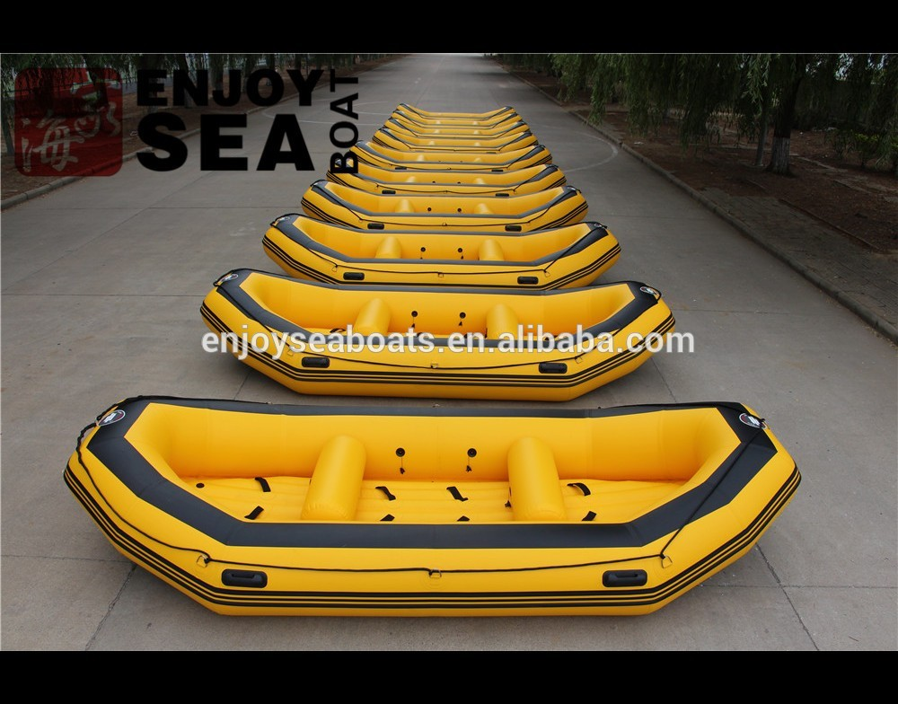 bateau gonflable rafting