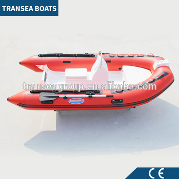 bateau gonflable semi rigide
