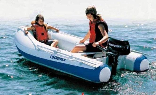 bateau gonflable traduction
