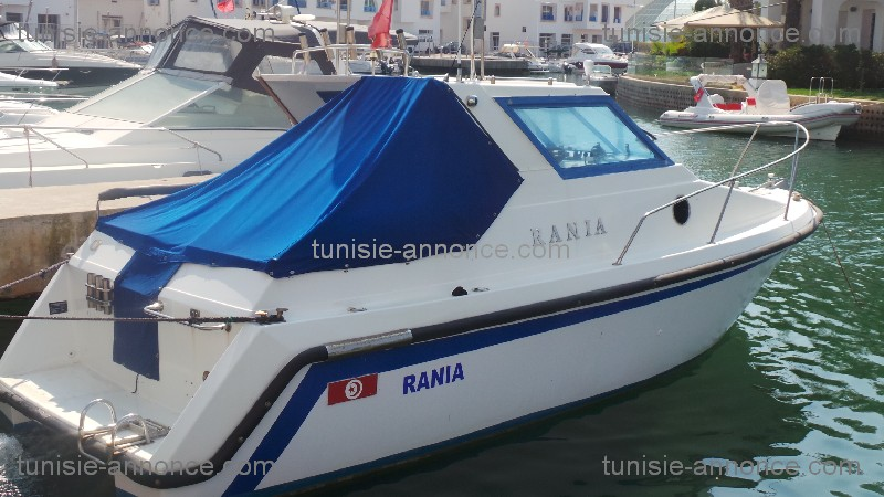 bateau gonflable tunisie annonce