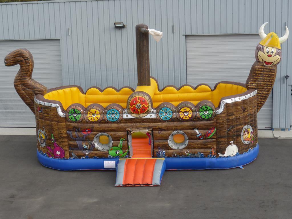 bateau gonflable viking
