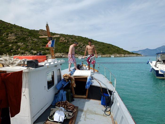 bateau peche 12m