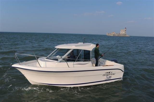 bateau peche 9 metres