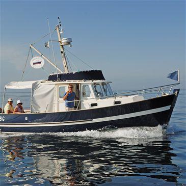 bateau peche au gros