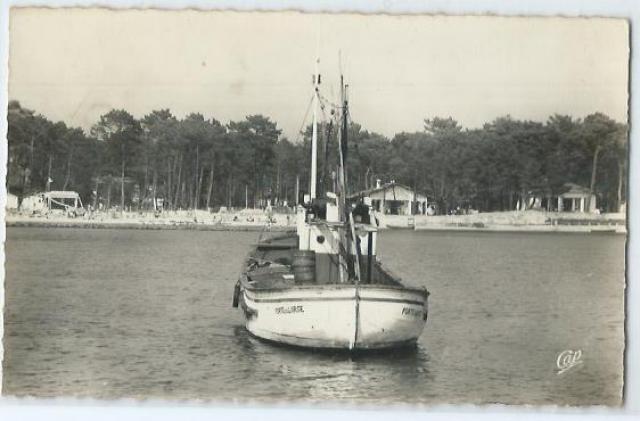 bateau peche capbreton
