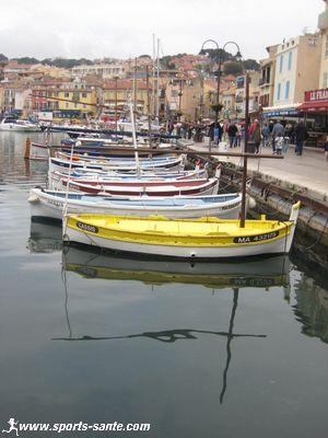 bateau peche cassis