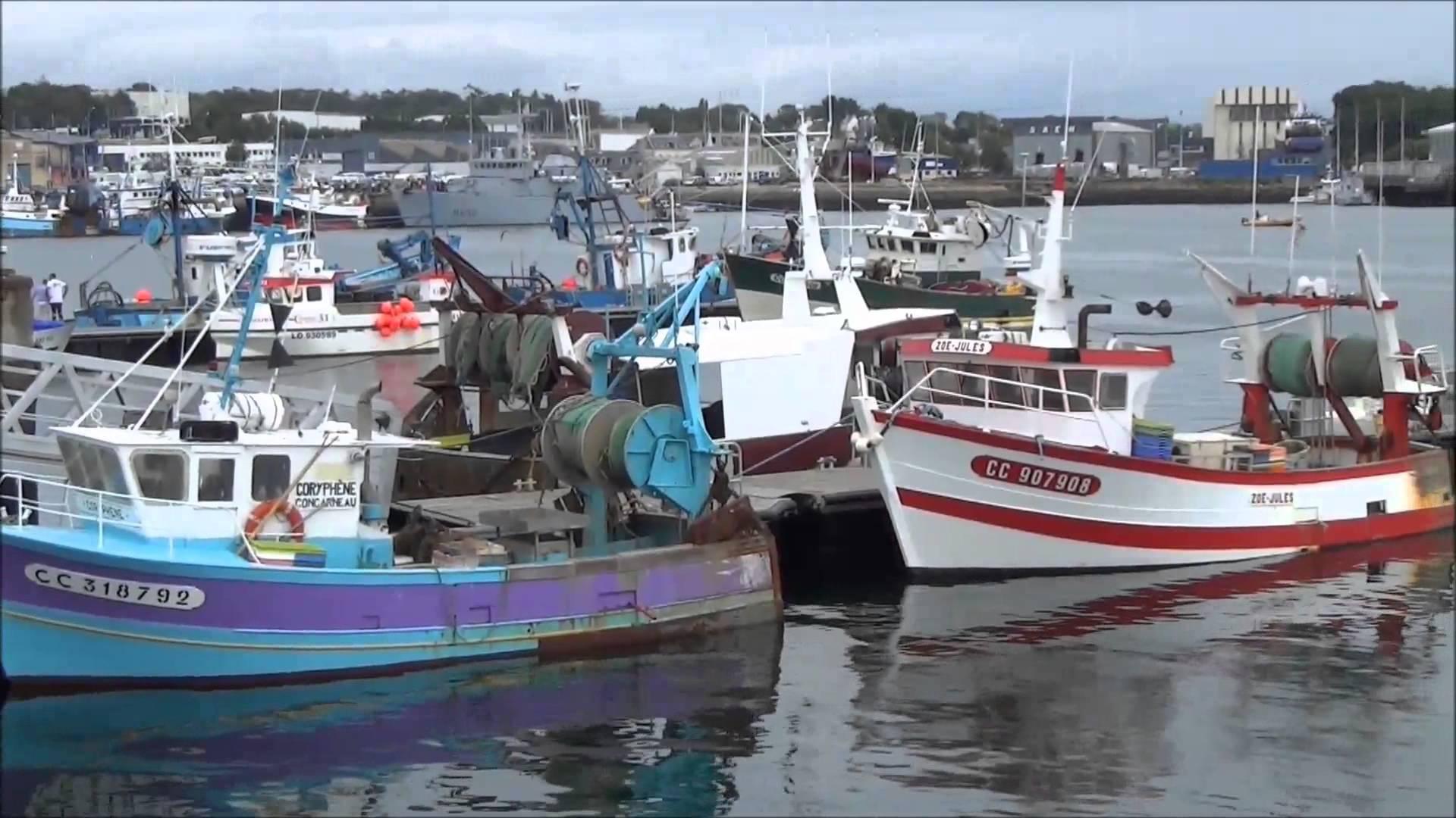 bateau peche concarneau
