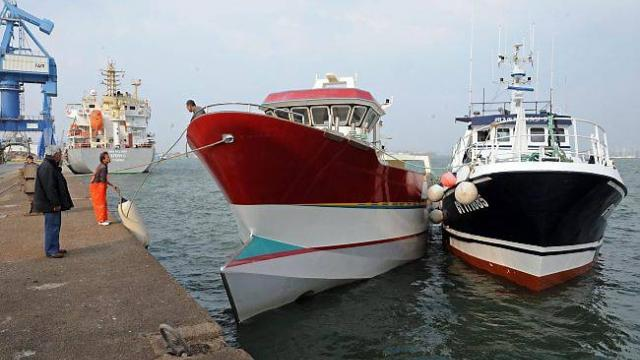 bateau peche france