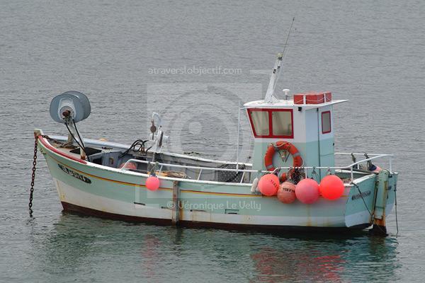 bateau peche le conquet