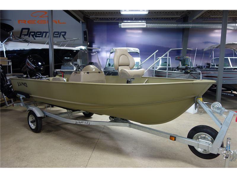 bateau peche lund a vendre