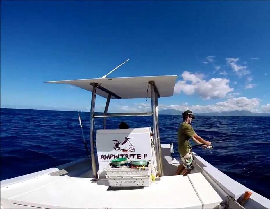 bateau peche martinique