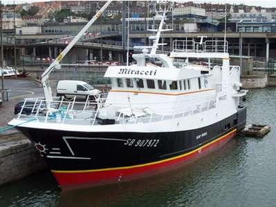bateau peche mer neuf
