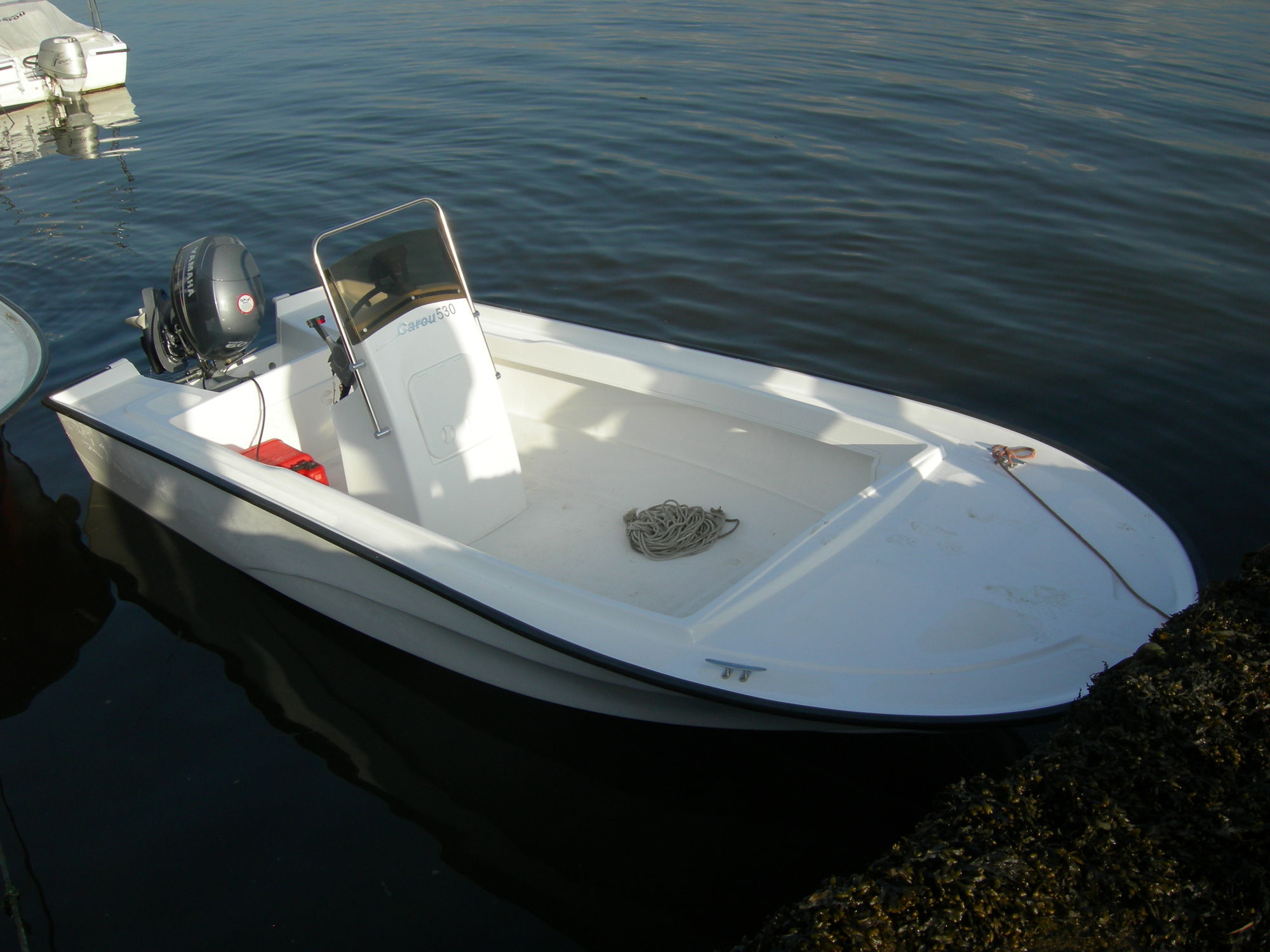 bateau peche open
