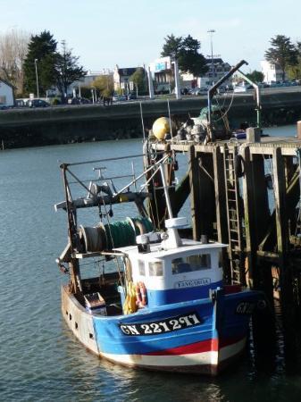 bateau peche ouistreham