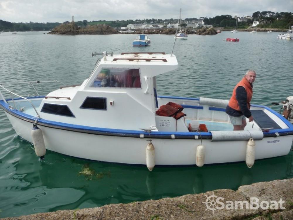bateau peche promenade 6 metres