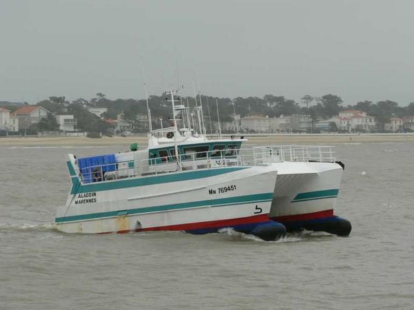 bateau peche royan