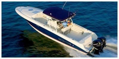 bateau peche sportive