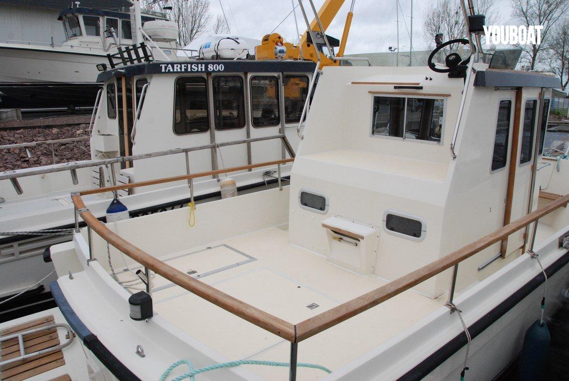 bateau peche targa