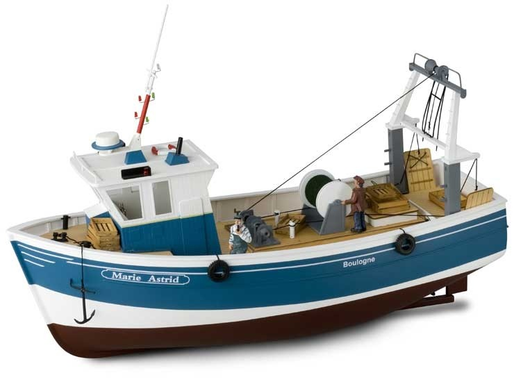 bateau peche telecommande
