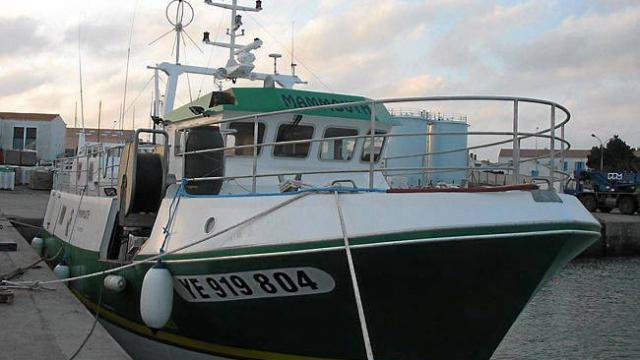 bateau peche yeu