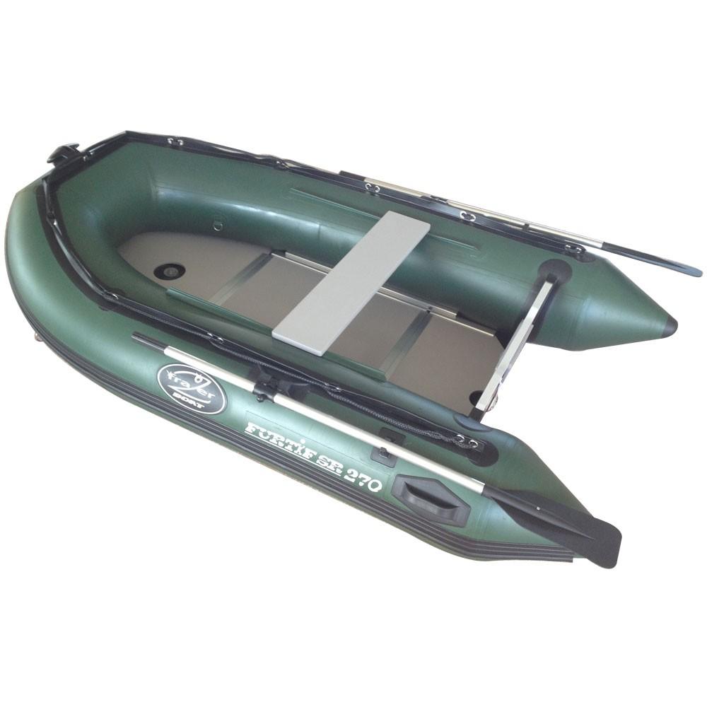 bateau pneumatique 270 cm plancher aluminium