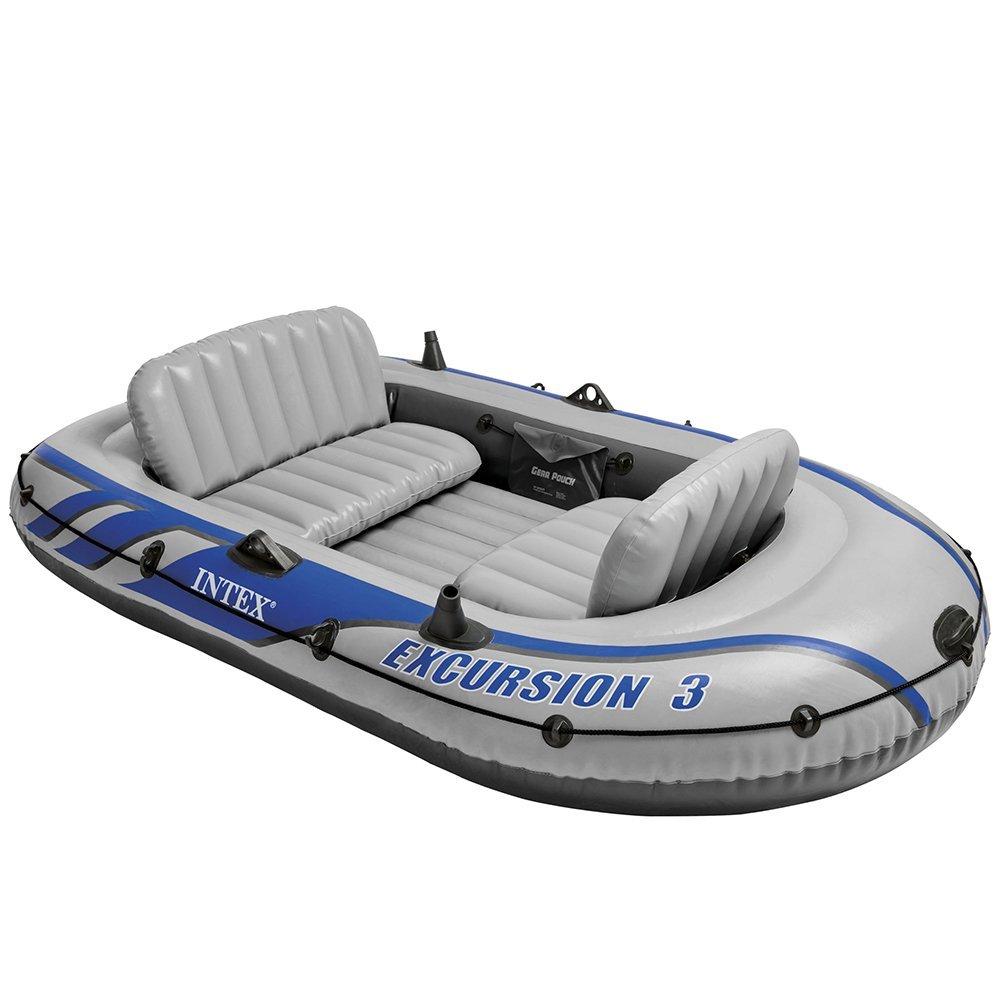 bateau pneumatique 3 places