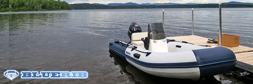 bateau pneumatique bluerib