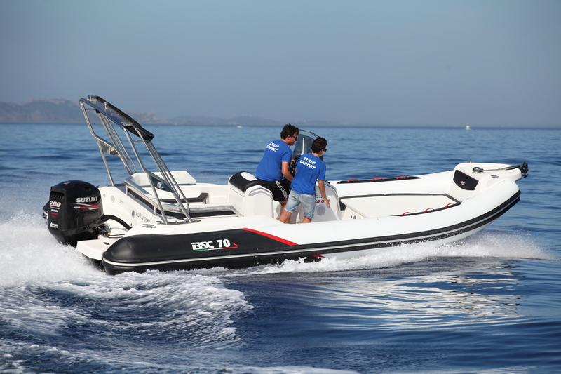 bateau pneumatique bsc
